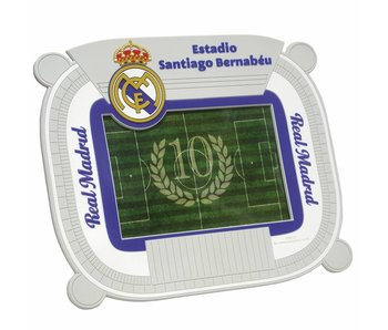 Real Madrid Cadre photo Rubbber