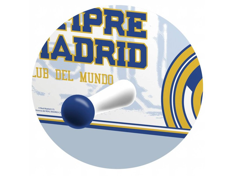Real Madrid - Coat rack - 42 cm - Multi