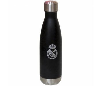 Real Madrid Thermoflasche Schwarz 500ml