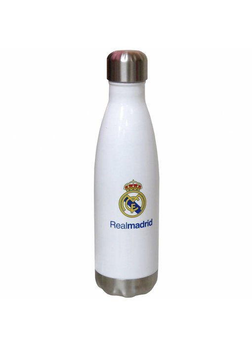 Real Madrid Thermosflasche Weiß 500 ml