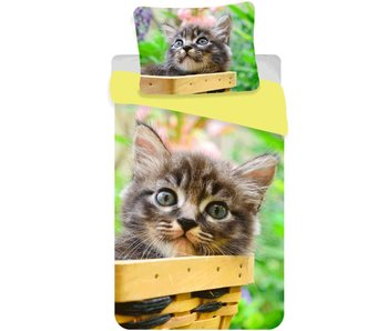 Animal Pictures Duvet cover Kitten 140x200 cm