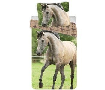 Animal Pictures Dekbedovertrek Western Paard 140x200 cm