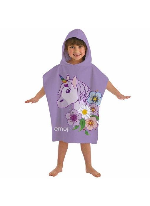 Emoji Poncho Unicorn