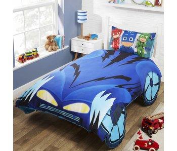 PJ Masks Bettbezug Catboy Einzel 135x200 + 50x75cm