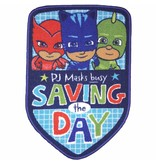 PJ Masks Save The Day - Vloerkleed - 53 x 80 cm - Multi