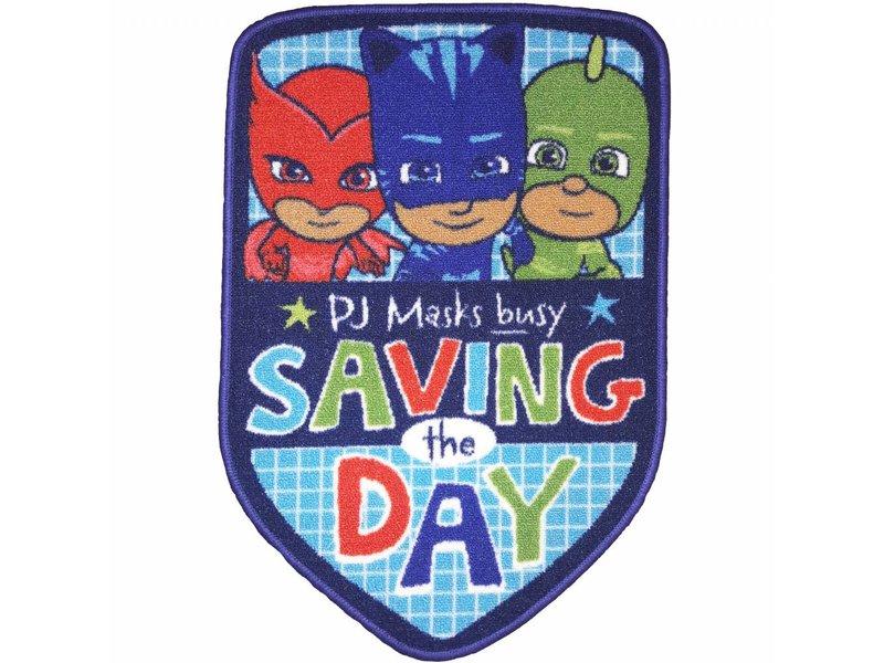 PJ Masks Save The Day - Teppich - 53 x 80 cm - Multi