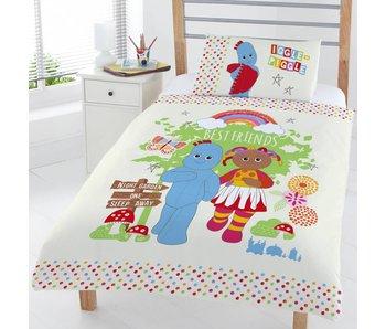 In de droomtuin Housse de couette Friends junior Seul 120x150 + 42x62cm