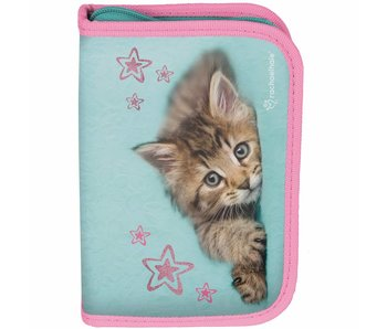 Rachael Hale Filled pencilcase Kitten 22 pieces
