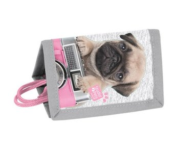 Studio Pets Wallet Love Pugs