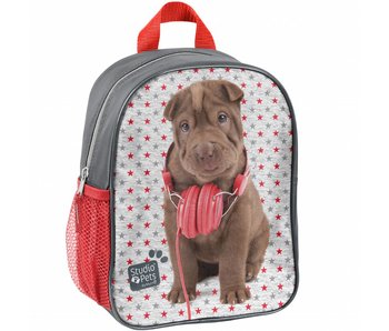Studio Pets Backpack Shar-Pei 28 cm