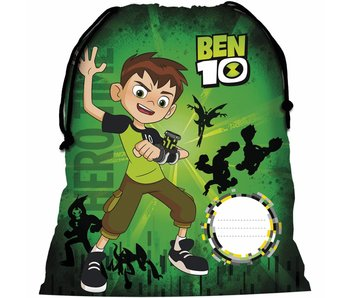 Ben 10 Gymbag Hero Time