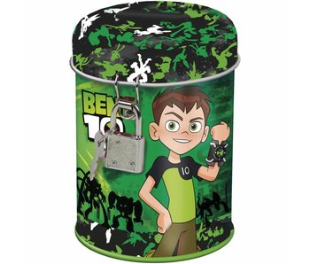 Ben 10 Tirelire Hero Time 11.5 cm