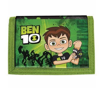 Ben 10 Portefeuille Hero Time