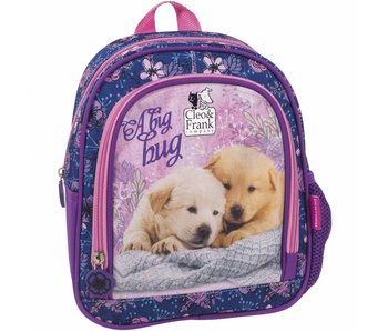 Cleo & Frank Backpack Puppy Friends 25 cm