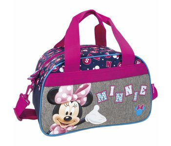 Disney Minnie Mouse Sports bag Cute 33 cm