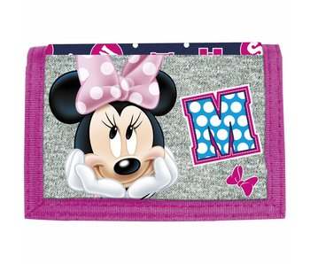 Disney Minnie Mouse Wallet Cute