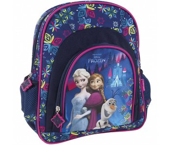 Disney Frozen Backpack 30 cm Ice flowers