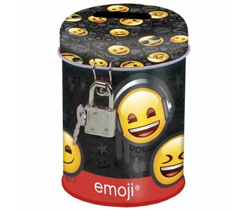 Emoji Tirelire Cool Squad