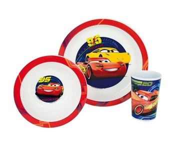 Disney Cars Breakfast set 3 pieces