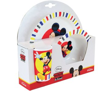 Disney Mickey Mouse Breakfast set 3 pieces