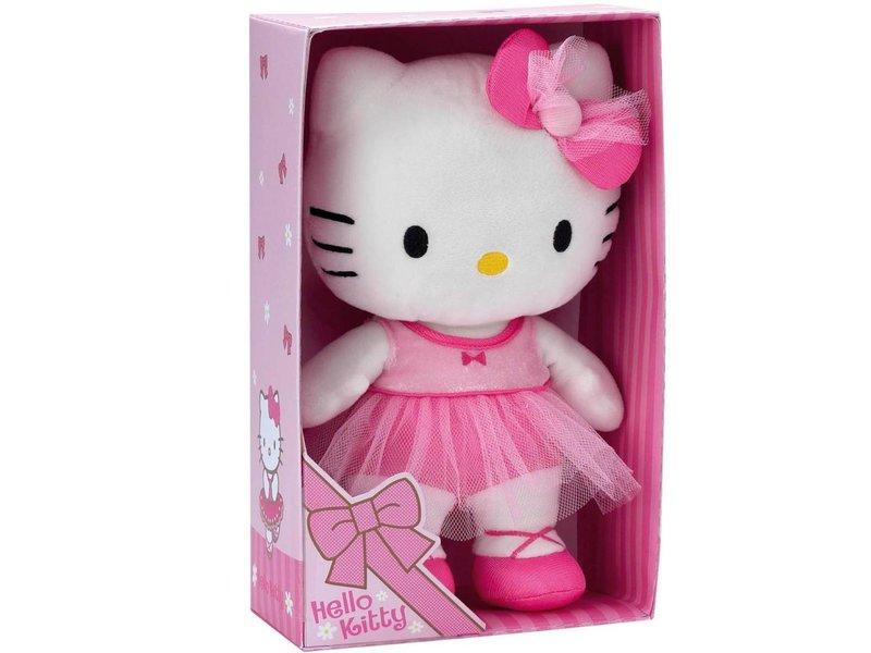 Hello Kitty Ballerina - Stuffed toy - 27 cm - Pink