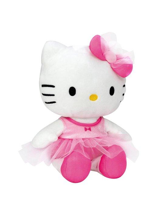 Hello Kitty Knuffel Ballerina 27 cm