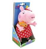 Peppa Pig Polka dot - Stuffed toy - 20 cm - Multi