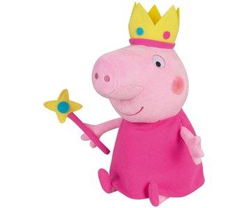 Peppa Pig Jouet câlin Princesse 25 cm