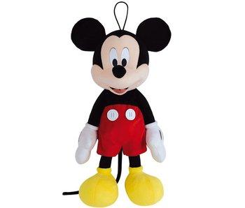 Disney Mickey Mouse Kuschelpuppe / Schlafanzug Tasche