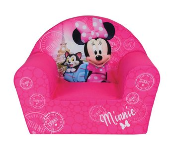 Disney Minnie Mouse Fauteuil Paris 42x52x33cm