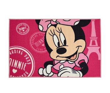 Disney Minnie Mouse Vloerkleed 120 x 80 cm