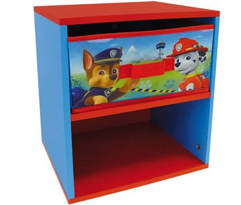 PAW Patrol Bedside table with drawer