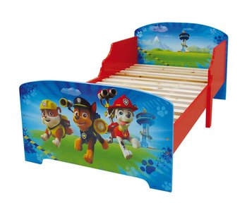 PAW Patrol Toddler Bed 70x140cm including slatted base