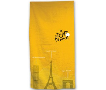 Tour de France Strandtuch 70 x 140 cm