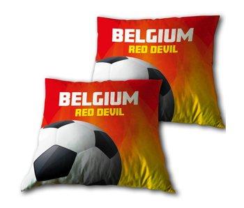 Belgium Dekokissen 33 x 33 cm