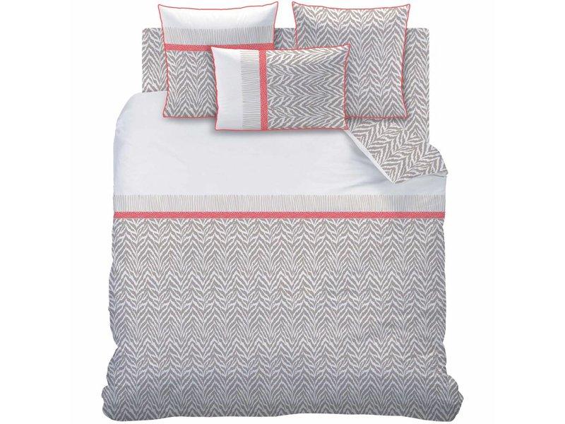 Esprit savane dekbedovertrek lits jumeaux 240 x 220 cm multi