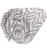 Matt & Rose Esprit Savane - Hoeslaken - Eenpersoons - 90 x 200 cm - Multi