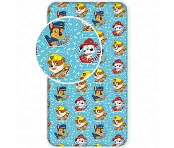 PAW Patrol Spannbetttuch All Paws on Deck 90 x 200 cm