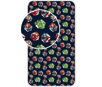 Marvel Avengers Fitted sheet Beehive 90 x 200 cm