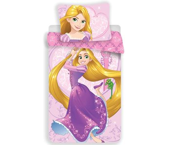 Disney Princess Rapunzel Bettbezug 140 x 200 cm