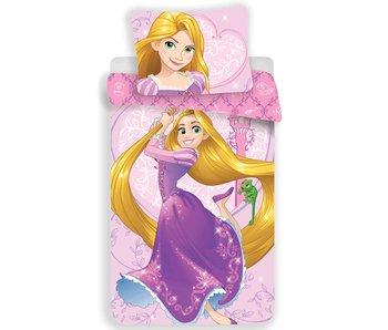 Disney Princess Rapunzel Dekbedovertrek 140 x 200 cm