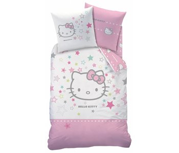 Hello Kitty dekbedovertrek Galaxy