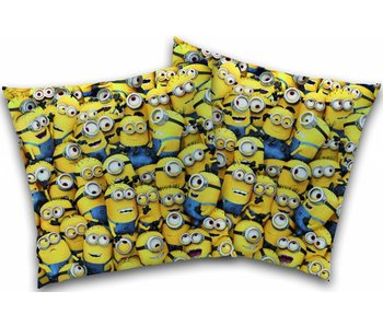 Minions Famille Pillow