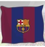 FC Barcelona Stripes - Throw pillow - 35 x 35 cm - Multi