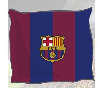 FC Barcelona Sierkussen Stripes 35 x 35 cm
