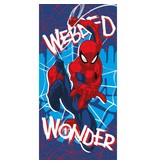Spider-Man Wonder - Beach towel - 70 x 140 cm - Multi