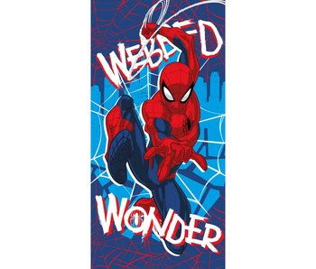 Spider-Man Strandlaken Wonder 70 x 140 cm
