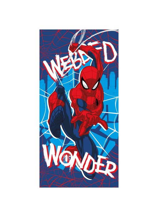 Spider-Man Beach towel Wonder 70 x 140 cm