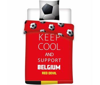 Belgium Bettbezug Keep Cool 140x200cm Mikrofaser