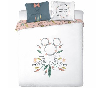 Disney Minnie Mouse Dekbedovertrek Dreamcatcher 240x220cm